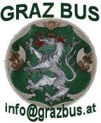 hire a bus in Graz, Styria